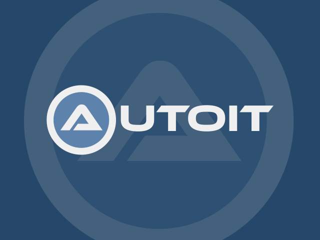 App-V Recipe: AutoIt v3