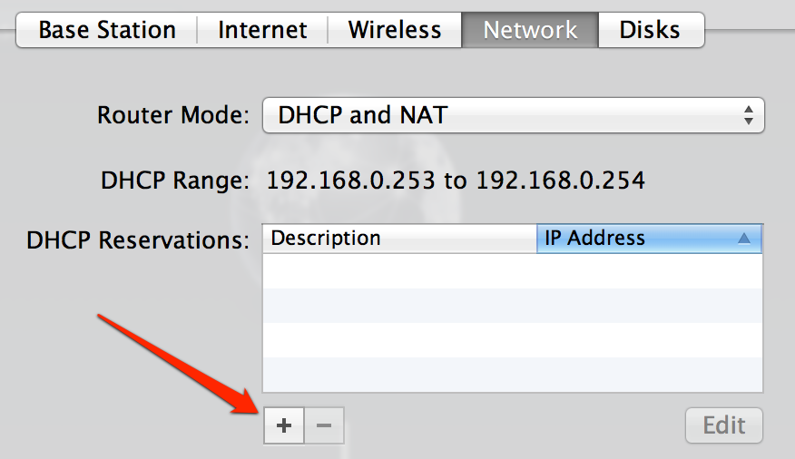 Configuring an AirPort Extreme for NAT Only Mode - AutoIt Consulting